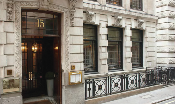 Royal Philatelic Society London reveals new location