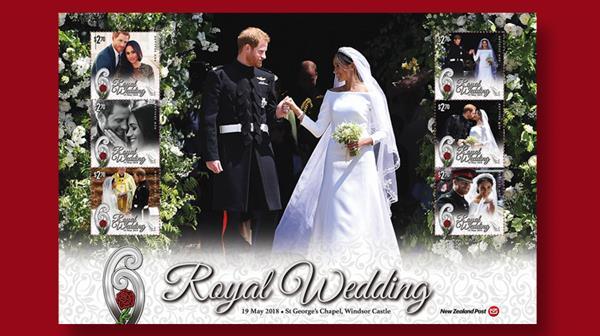royal-wedding-souvenir-sheet