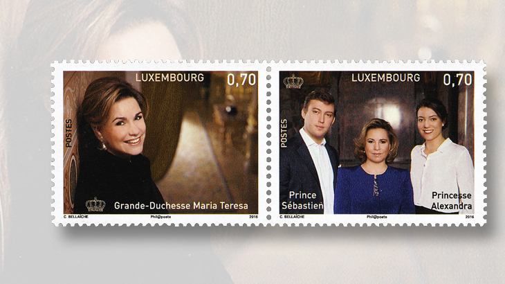 royalty-family-luxembourg-grand-duchess-maria-teresa-stamp