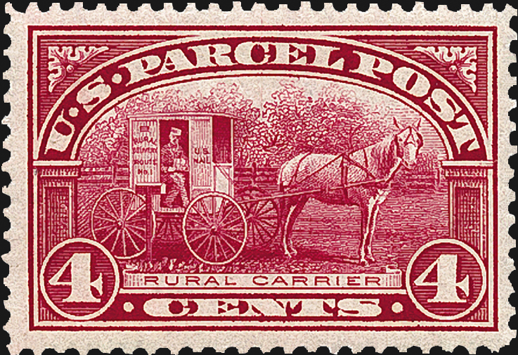 rural-mail-carrier-parcel-post-stamp-1913