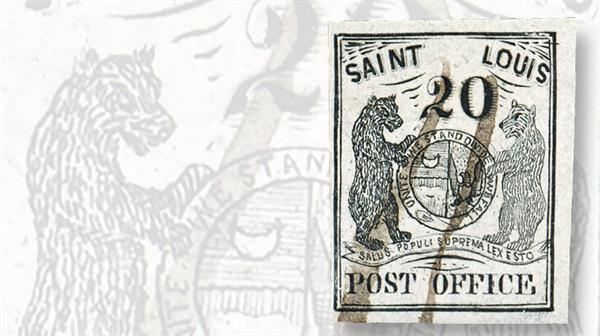 saint-louis-bears-postmasters-provisional-stamps