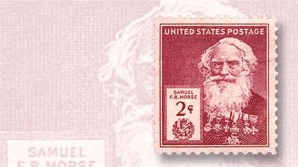 samuel-morse-famous-americans-stamp