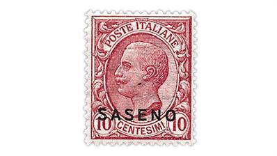 saseno-1923-stamp