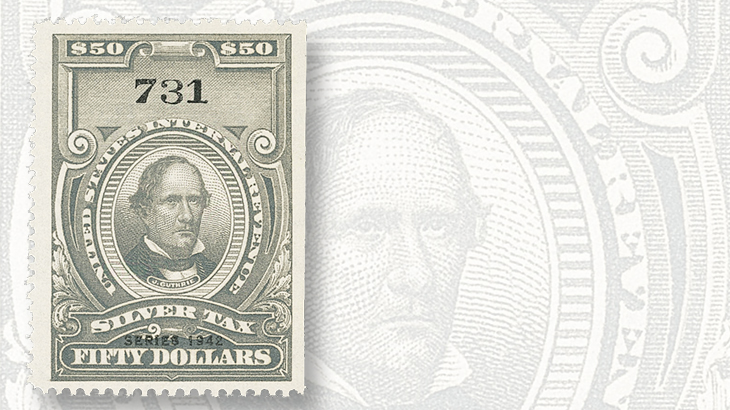 scare-1942-silver-tax-fifty-dollar-stamp