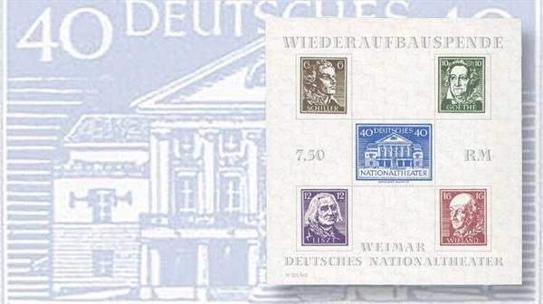 schlegel-1946-german-state-thuringia-imperforate-souvenir-sheet