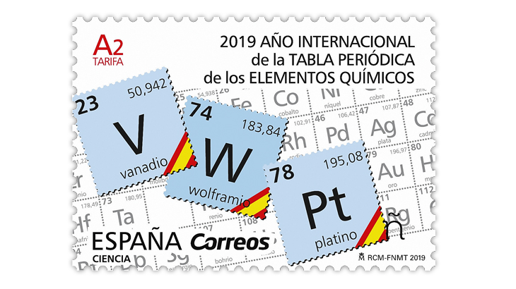 science-stamp-spain