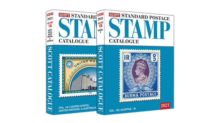 scott-2021-stamp-catalogue-volume-one