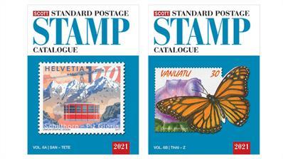 scott-2021-standard-postage-stamp-catalogue-volume-six