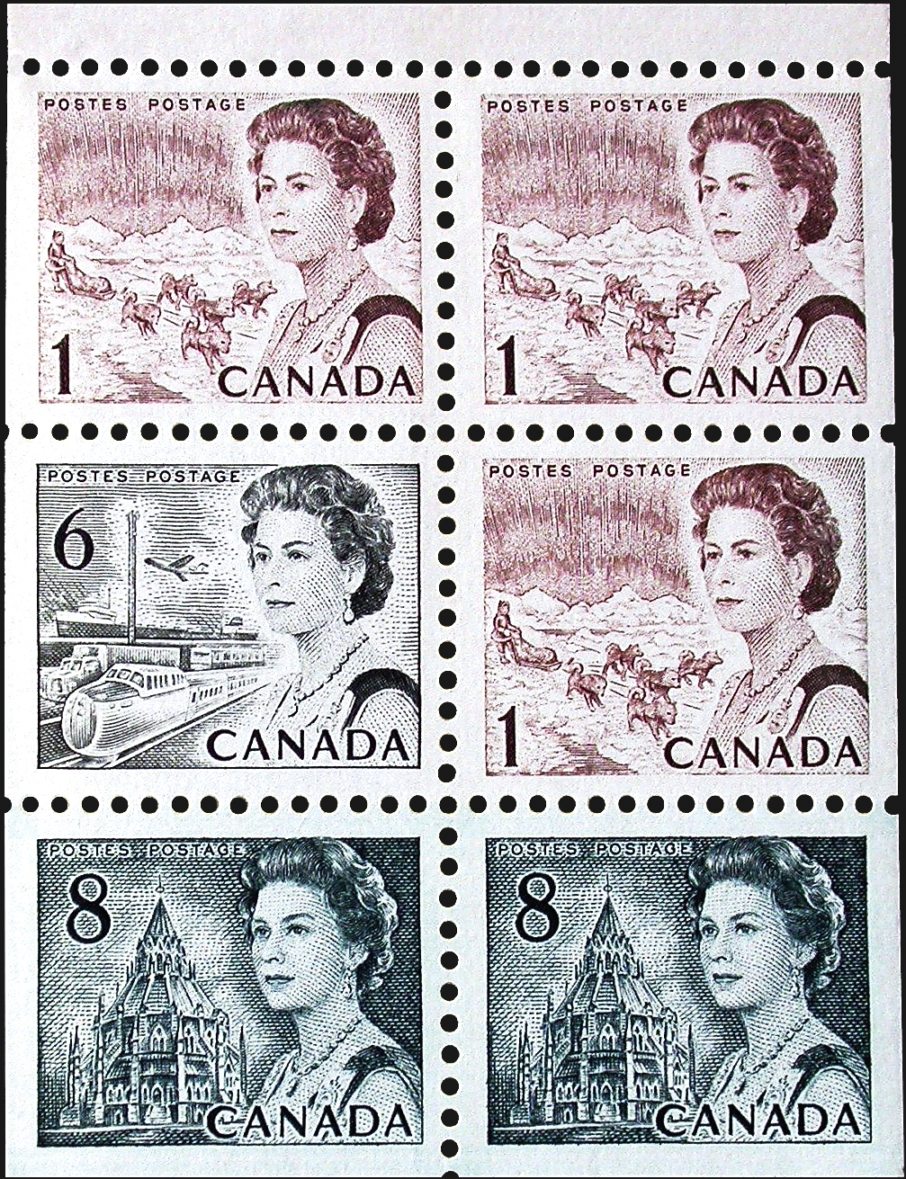 scott-canada-ecatalogue-definitive-stamp-listings