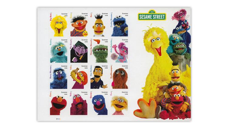 Sesame Street Characters U S S Missouri Now Scott Catalog