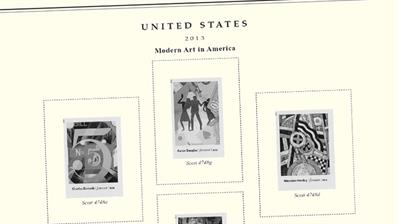 scott-united-states-2013-modern-art-america-used-singles-album-page-preview