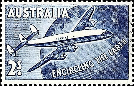 Cracking The Complexities Of Australias Airmail Stamps