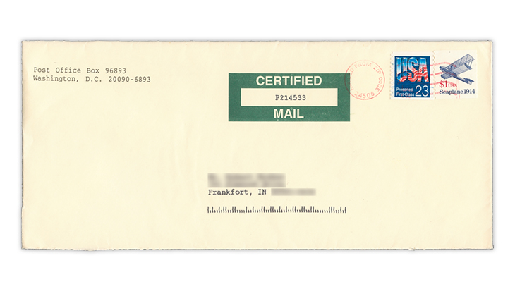 seaplane-coil-presorted-first-class-certified-mail-cover