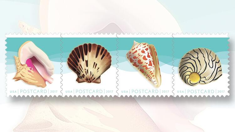 seashell-postcard-rate-stamps