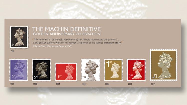 second-souvenir-sheet-machin-fifty-anniversary