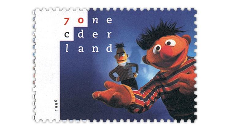 sesame-street-netherlands-bert-ernie-stamp