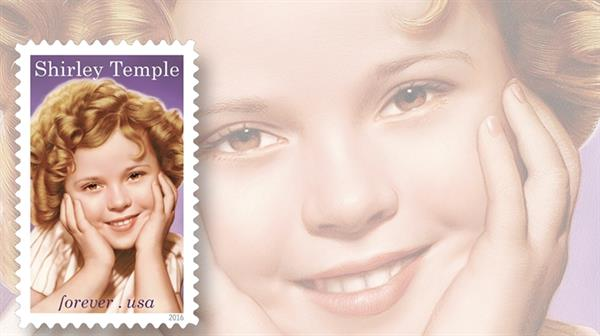 shirley-temple-2016-legends-of-hollywood-stamp