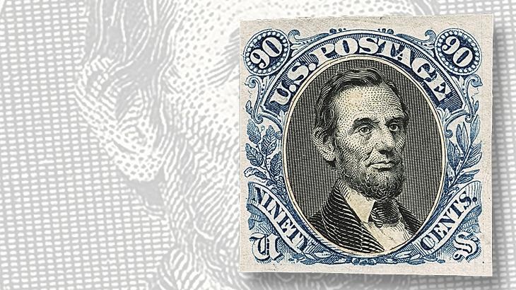 siegel-ninety-cent-lincoln-stamp
