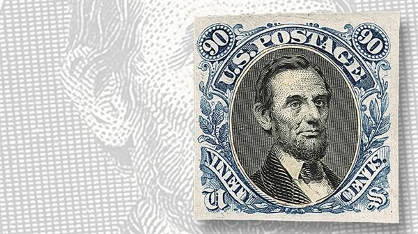 siegel-ninety-cent-lincoln-stamp