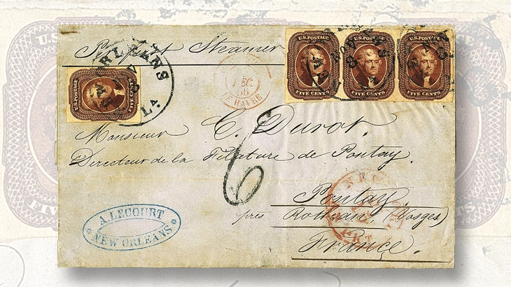 siegel-us-1856-imperf-5c-red-brown-jefferson-cover
