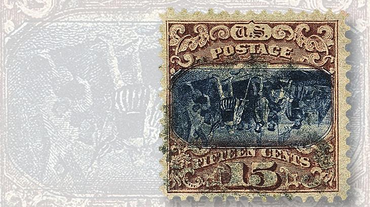 siegel-us-1869-15c-issue-dd-price