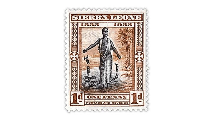sierra-leone-1933-william-wilberforce-anti-slavery-stamp