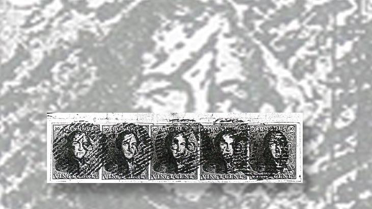 sismondo-belgium-epaulettes-20c-strip-five