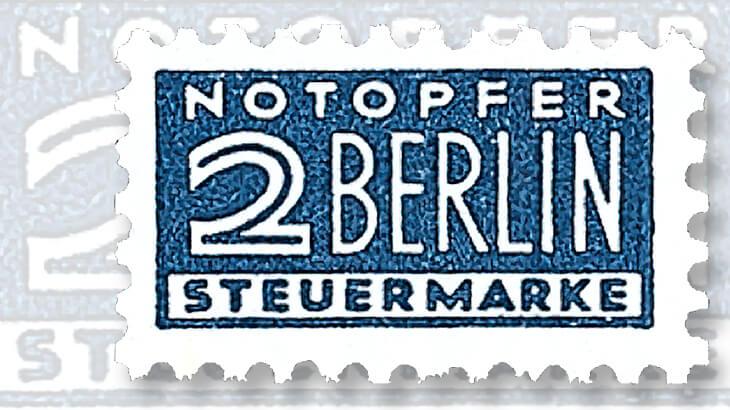 small-germany-postal-tax-stamp