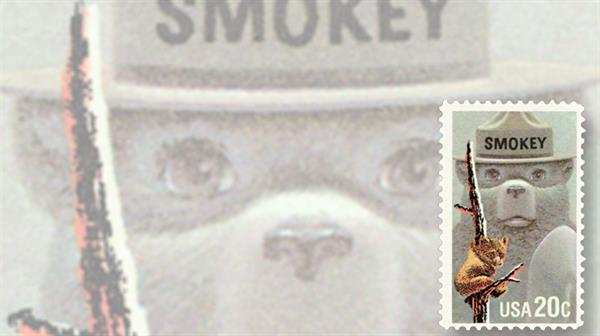 smokey-bear-commemorative-stamp