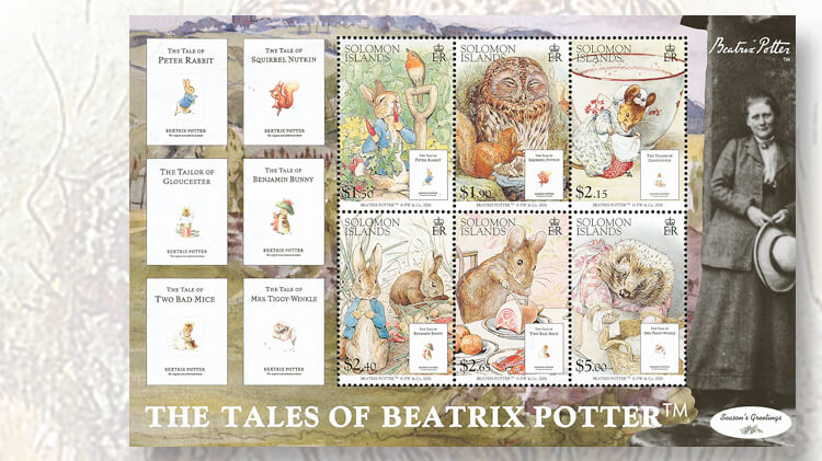 solomon-islands-beatrix-potter-stamp