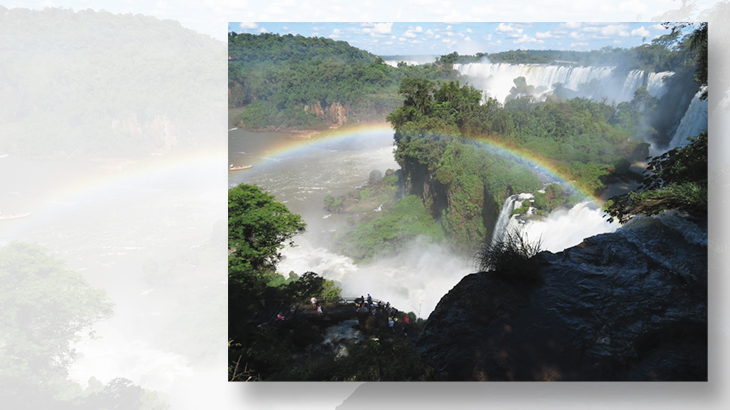 south-americas-iguazu-falls-stamps