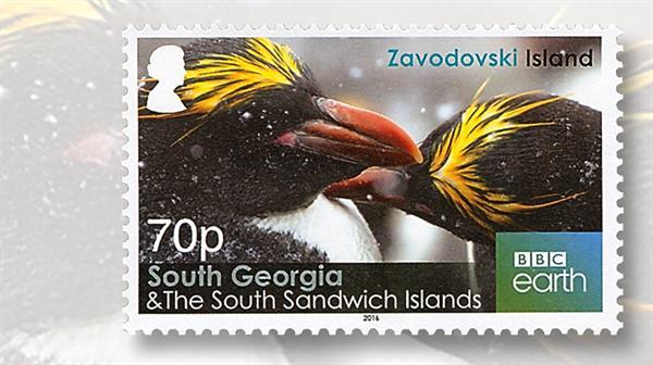 south-georgia-zavodovski-island-penguin-stamp-bg