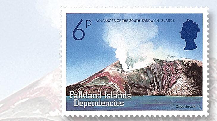 south-sandwich-islands-volcanoes-falkland-islands-stamp