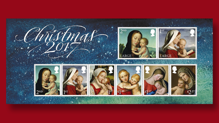 souvenir-sheet-includes-madonna-child-stamps