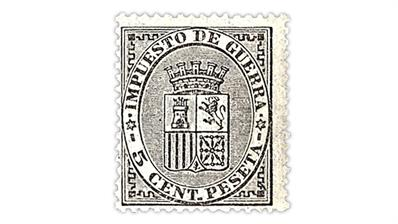 spain-1874-third-carlist-war-tax-stamp