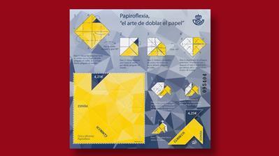spain-2017-origami-bird-souvenir-sheet