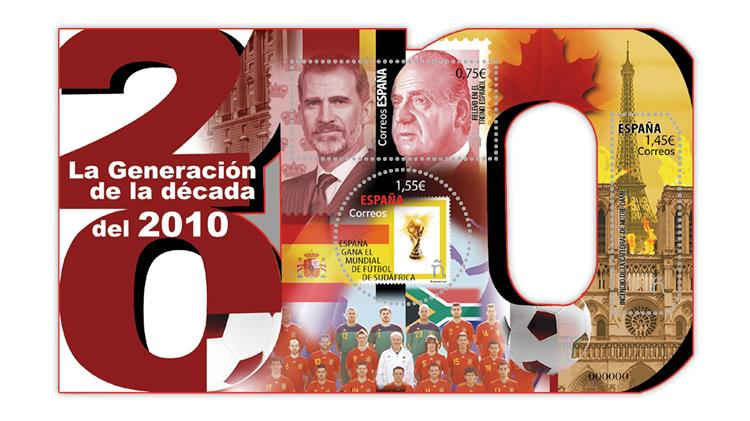 spain-2020-generations-2010s-events-abdication-world-cup-notre-dame-fire-stamps