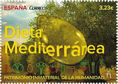 spain-mediterranean-diet-stamp-2015
