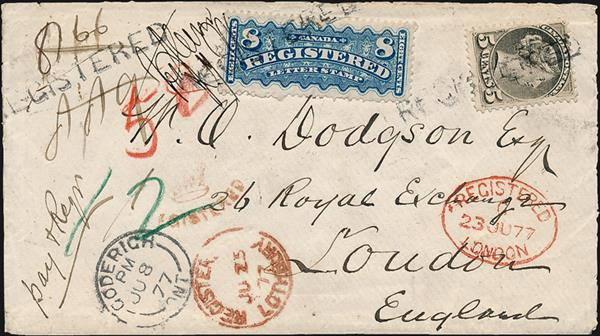 sparks-auction-daniel-cantor-canada-small-queen-collection-registered-letter-stamp-cover