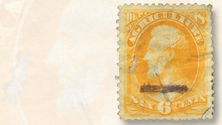 specimen-overprint-agriculture-official-stamp