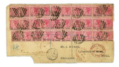 News & Expert Analysis of Stamp Auction Market