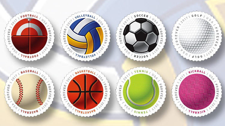 sports-balls-2017-forever-stamps