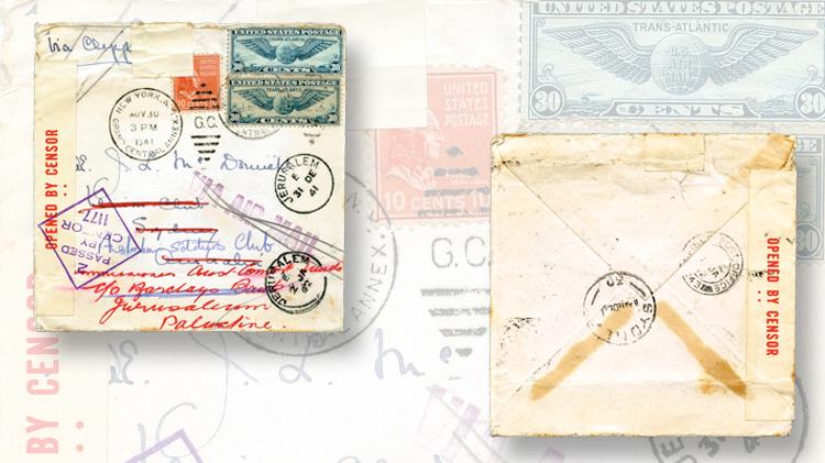spotlight-airmail-pearl-harbor-new-york-australia-round-the-world-1941-1942
