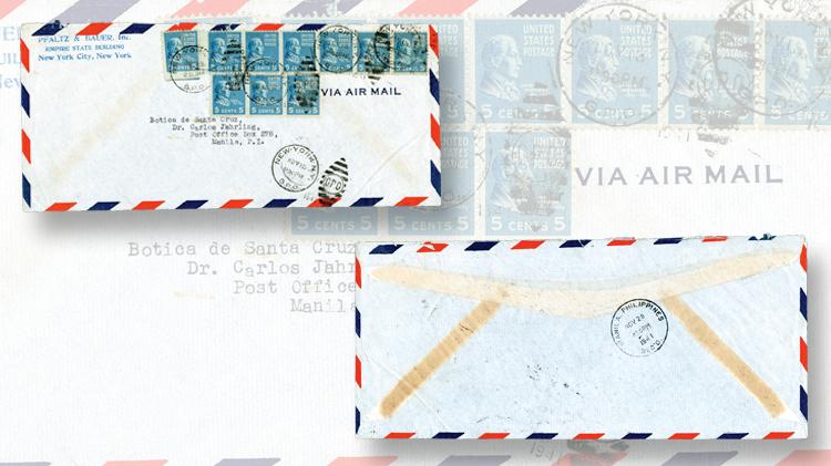 spotlight-airmail-pearl-harbor-new-york-philippines-singapore-1941