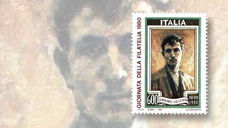 spotlight-on-philately-italy-at-work-series-corrado-mezzana-stamp