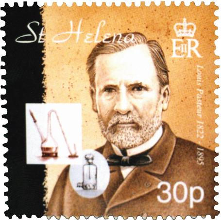 st-helena-louis-pasteur-stamp-2003