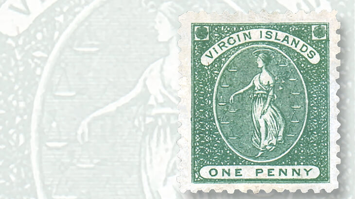 st-ursula-virgin-islands-stamp