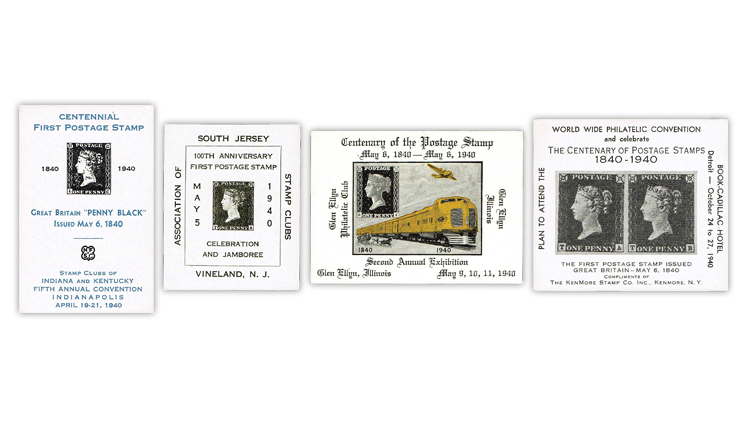 stamp-club-penny-black-souvenir-sheets
