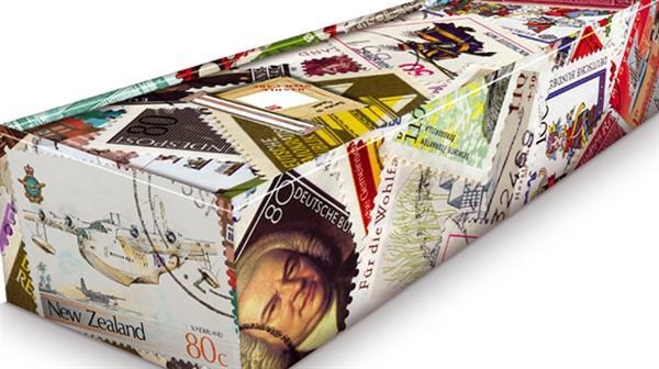 stamp-coffin