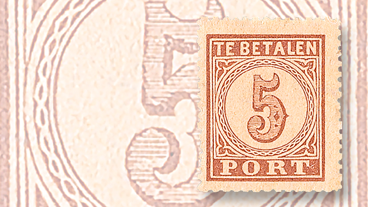 stamp-collecting-basics-netherlands-postage-due-stamp